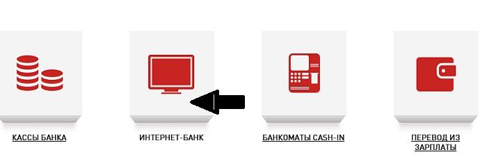 официальный сайт хоум кредит погашение кредита
