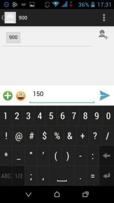 Как пополнить номер телефона через 900