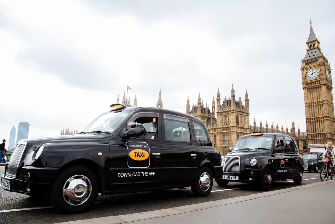 В Великобритании и Скандинавии такси принимают платежи в Эфириуме