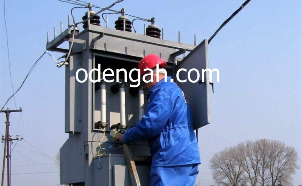 Что делать при отключении электроэнергии в СНТ